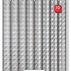 A8754 3D (Peva/Полиэтилен 180cm*200cm черный)
