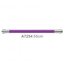 A7254 (гибкий излив  фиолетовый, 55 см ) для корпуса смесителя  A4466