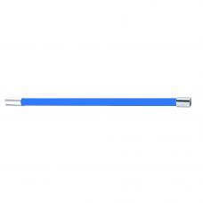 B01 (синий. силиконовый излив  55 см для комбинированного смесителя A4053, A4153, A4253)