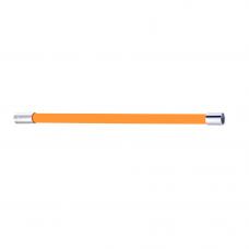 B02(оранжевый. силиконовый излив  55 см для комбинированного смесителя A4053, A4153, A4253)