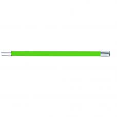 B05(зеленый. силиконовый излив 55 см  для комбинированный смеситель A4053, A4153, A4253)