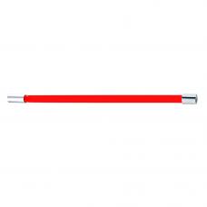 B06 (красный. силиконовый излив 55 см  для комбинированный смеситель A4053, A4153, A4253)
